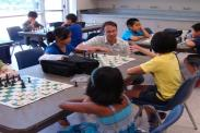 Summer Chess 2014 at Bonsor